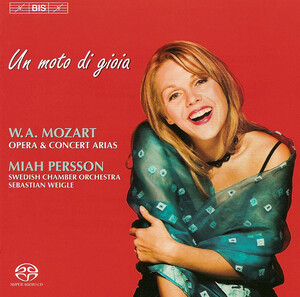Un moto di gioia and other Mozart arias