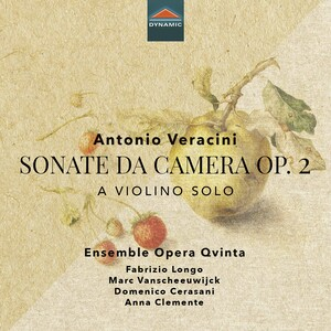 Veracini: Sonate da camera, Op.2