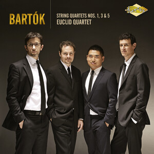 Bartók: String Quartets Nos.1, 3 and 5