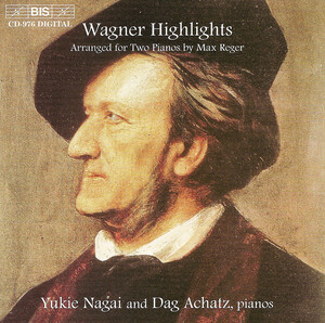 Wagner: Highlights for 2 Pianos