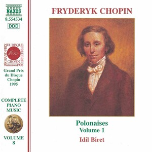 Chopin: Complete Piano Music, Vol.8