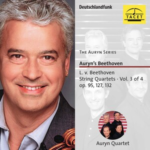 The Auryn Series: Beethoven String Quartets, Vol.3
