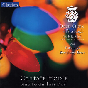 Cantate Hodie (Sing Forth This Day)