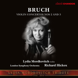 Bruch: Violin Concertos No.2 and 3