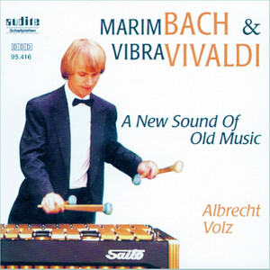 Marimbach and Vibravivaldi: A New Sound of Old Music