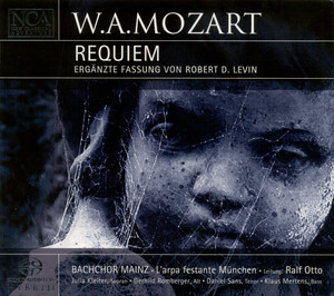 Wolfgang Amadeus Mozart: Requiem (edited by Robert D.Levin)