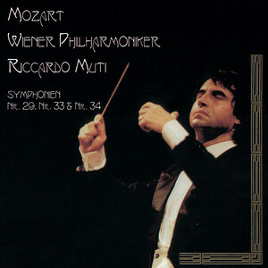 Mozart: Symphonies No.29, 33 and 34
