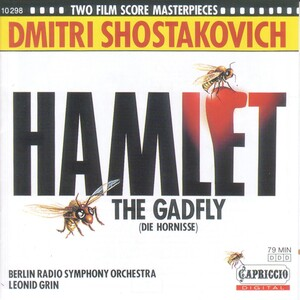 Shostakovich: Suites from the film scores Hamlet and The Gadfly