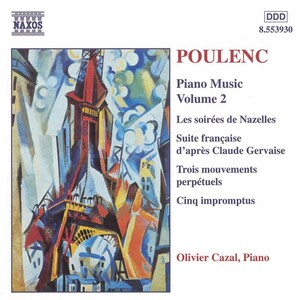 Poulenc: Piano Music, Vol.2
