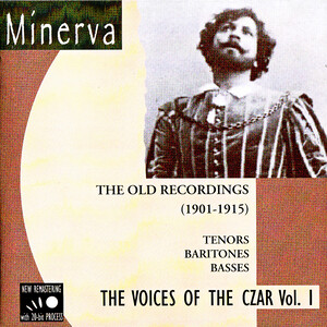 The Voices of the Czar Vol.1