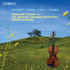 Jalbert, Bach, Pärt and Vasks: Music for Violin and Orchestra