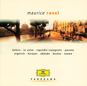 Panorama: Maurice Ravel; Instrumental Music