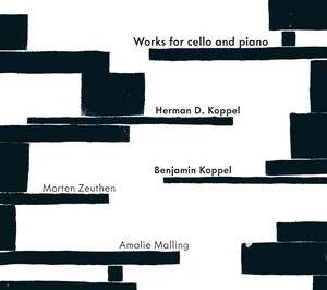 Koppel: Works for Cello and Piano