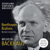 Beethoven and Brahms: Works for Piano (Live)