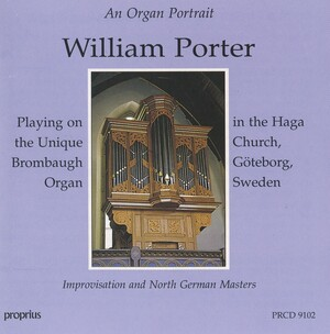An Organ Portrait: Works by Praetorius, Tunder, Scheidemann, etc.