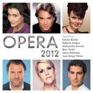 Opera 2012: Works by Mozart, Puccini, Wagner, etc.
