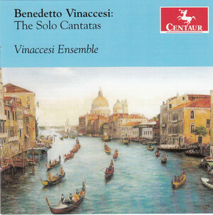 Vinaccesi: The Solo Cantatas