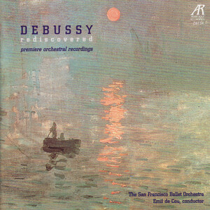 Debussy: Rediscoveres