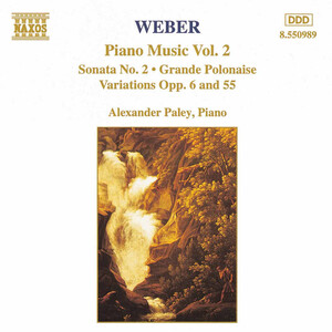 Weber: Piano music, Vol.2