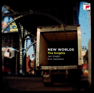 New Worlds: Works by Ives, Dvořák, Frank, etc.