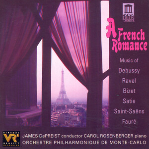 A French Romance: Works by Bizet, Debussy, Saint-Saëns, etc.