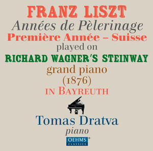 Liszt: Années de Pèlerinage, Première Année - Suisse (played on Wagner's Steinway grand piano (1876) in Bayreuth)