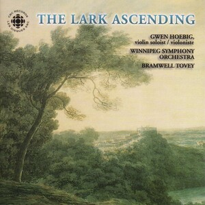 The Lark Ascending: Orchestral Works by Elgar, Vaughan Williams, Holst, etc.