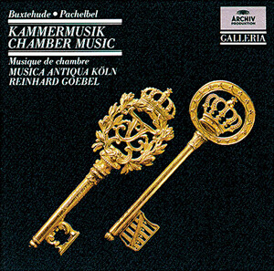 Buxtehude and Pachelbel: Chamber Music