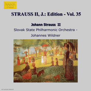 J. Strauss, Jr. Edition, Vol.35