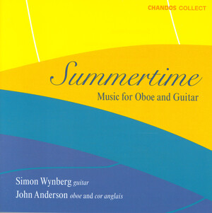 Summertime: Music for Oboe and Guitar