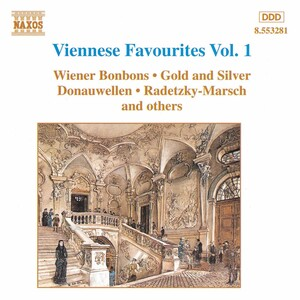 Viennese Favourites, Vol.1: Works by Suppé, Lehár, J. Strauss II