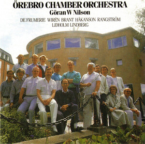 Orebro Chamber Orchestra plays Frumerie, Wirén, Brant, etc.
