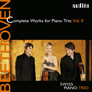 Beethoven: Complete Works for Piano Trio, Vol.2