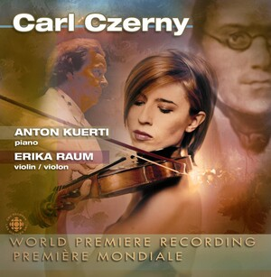 Carl Czerny: Grand Sonata for Piano and Violin; 20 Concert Variations
