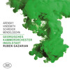 Arensky, Hindemith, Schreker and Mendelssohn: Orchestral Works