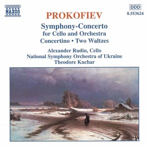 Prokofiev: Symphony-Concerto for Cello and Orchestra; Concertino; Two Waltzes