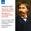 Sarasate: Music for Violin and Orchestra, Vol.3