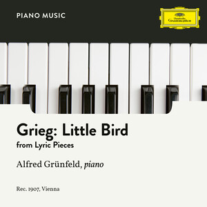Grieg: 4. Little Bird