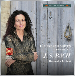 Bach: The French Suites, BWV 812-817