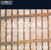 Canzoni: Works for Guitar by Petrassi, Berio, D'Angelo, etc.