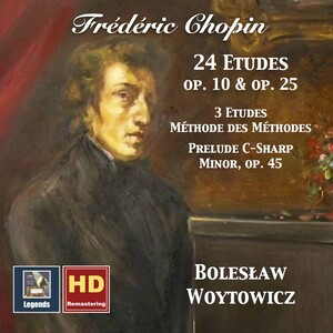 Chopin: Études and Prélude in C-Sharp Minor, Op.45