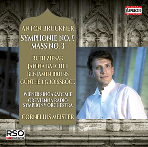 Bruckner: Symphony No.9 and Mass No.3