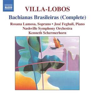 Villa lobos bachianas brasileiras complete classical archives