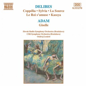 Delibes and Adam: Ballet Favourites