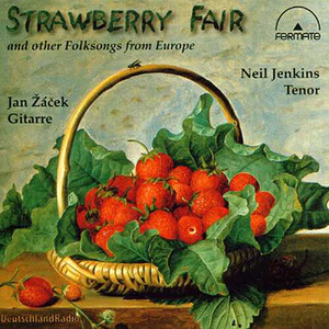 Strawberry Fair & Other European Folksongs