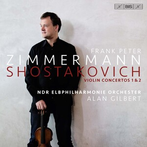 Shostakovich: Violin Concertos No.1 and 2