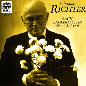 Bach: English Suites Nos.1, 3, 4, 6