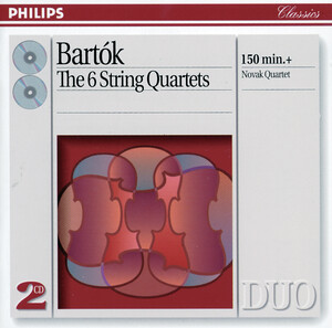 Bartók: Six String Quartets