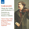 Pablo Sarasate: Music for Violin and Orchestra, Vol.2