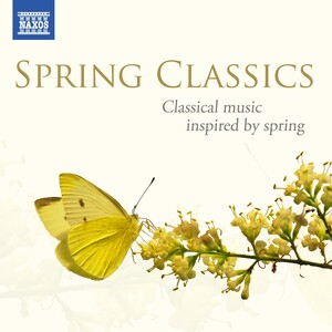 Spring Classics: Classical music inspired by Spring by Delius, Vivaldi, Glazunov, etc.